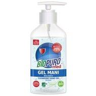 Gel igienizant pentru maini bio 250ml Biopuro