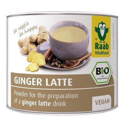 Ghimbir latte bautura instant bio 70g RAAB