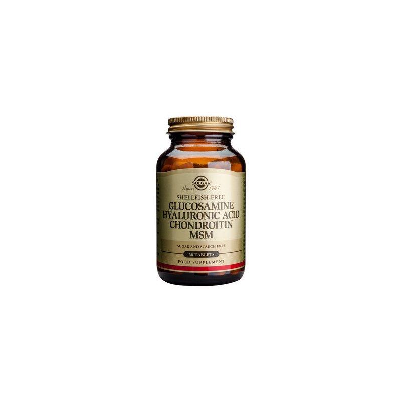 Glucozamină, Condroitină si MSM, tablete, Swanson, Glucozamină pentru artroză