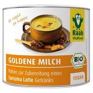 Golden Milk bio 70g (bautura instant cu turmeric) RAAB