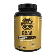 GOLDNUTRITION BCAA's 60CPS