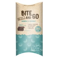 GOLDNUTRITION BITE AND GO CAJU SI COCOS 4X10G