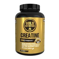 GOLDNUTRITION CREATINE 1000MG/60CPS