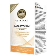 GOLDNUTRITION POWER SLEEP - MELATONINA 30CPS