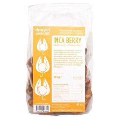 Incan Berries Raw bio 150g DS