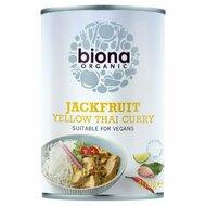 Jackfruit thai curry eco, 400g, Biona