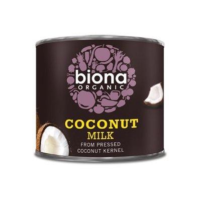 Lapte de cocos bio 200ml Biona