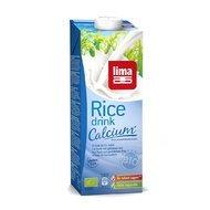 Lapte de orez cu calciu bio 1 L Lima PROMO