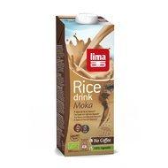 Lapte de orez Moka bio 1L Lima PROMO
