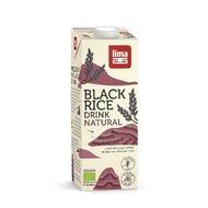 Lapte de orez negru bio 1L Lima