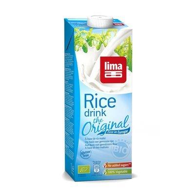 Lapte de orez Original bio 1L Lima
