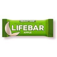 Lifebar baton cu mere raw bio 47g