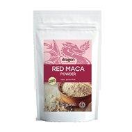 Maca rosie pudra raw bio 100g DS PROMO