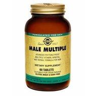 MALE MULTIPLE - complex pentru barbati, 60 TABS, Solgar