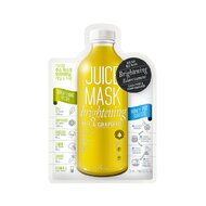 Masca juice varza kale si grapefruit, luminozitate si purificare, 20g, Ariul