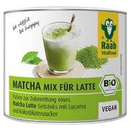 Matcha mix Latte bio 90g RAAB PROMO