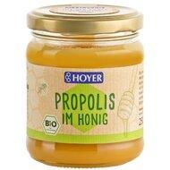 Miere cu propolis bio 250g Hoyer