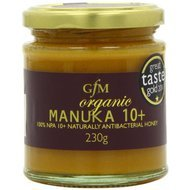 Miere de Manuka +10 raw bio 230g PROMO