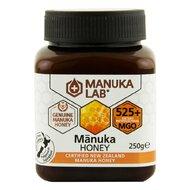 Miere de Manuka MANUKA LAB, MGO 525+ Noua Zeelanda, 250 g, naturala