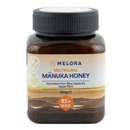 Miere de Manuka poliflora MELORA, MGO 85+ Noua Zeelanda, 250 g, naturala