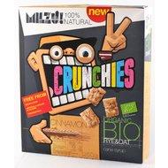 Milzu! Crunchies cu scortisoara bio, 250gr