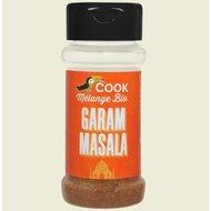 Mix de condimente Garam Masala bio 35g Cook