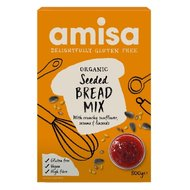 Mix pentru paine fara gluten cu seminte bio 500g