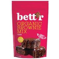 Mix pentru prajitura brownie fara gluten bio 400g Bettr