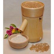 Moara de cereale cu pietre Arabella electrica