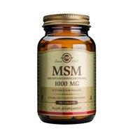 MSM 1000mg 60tb (Metilsulfonilmetan) - SOLGAR