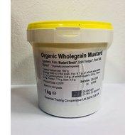 Mustar integral bio - 1kg PROMO