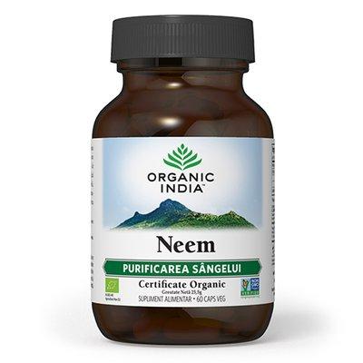 Neem | Antibiotic Natural, 60 CPS VEG