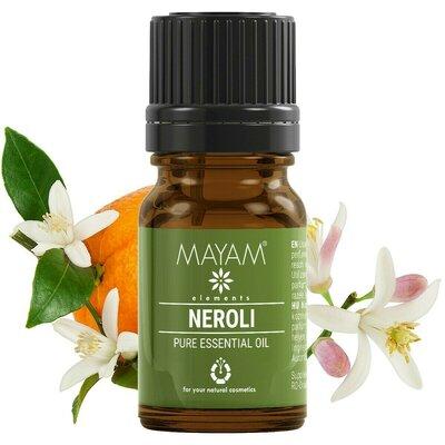 Neroli ulei esenţial (citrus aurantium L.) 2 ml