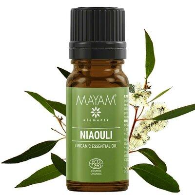 Niaouli BIO ulei esenţial (melaleuca quinquenervia) 10 ml