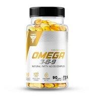Omega 3-6-9, 810mg, 90 capsule Trec Nutrition