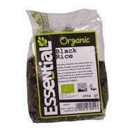 Orez negru bio 250g Essential
