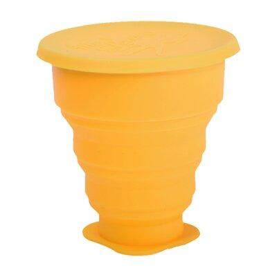 Pahar pliabil pentru igienizarea cupei menstruale 225ml