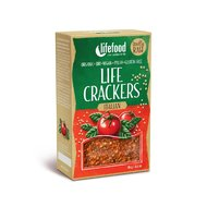 Lifecrackers italian raw bio 90g Lifefood PROMO