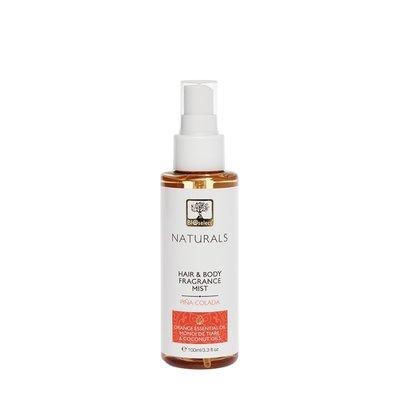 Parfum Hidratant Pentru Par Si Corp Pina Colada, Cu Portocala si Monoi de Tahiti, 100ml, BIOselect