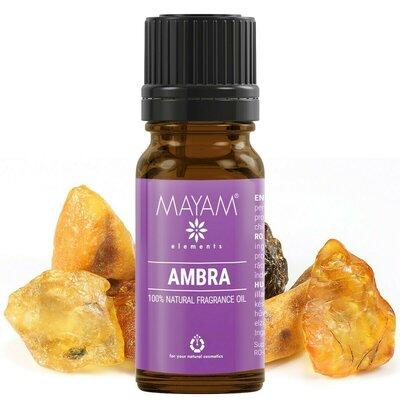 Parfumant natural - Ambra, 10ml