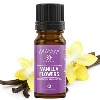 Parfumant natural - Flori de Vanilie, 10ml