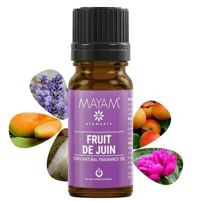 Parfumant natural - Fruit de Juin, 10ml