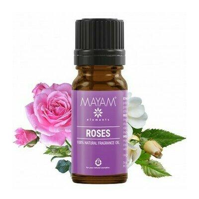 Parfumant natural - Trandafiri, 10ml