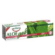 Pasta de dinti gel cu Aloe – pentru gingii sensibile Equilibra, 75 ml