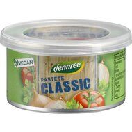 Pate vegan clasic bio 125g Dennree