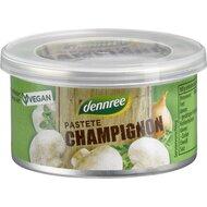 Pate vegan cu ciuperci bio 125g Dennree