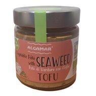 Pate vegetal cu alge si tofu bio 180g