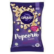 Popcorn dulce bio 80g DAVERT