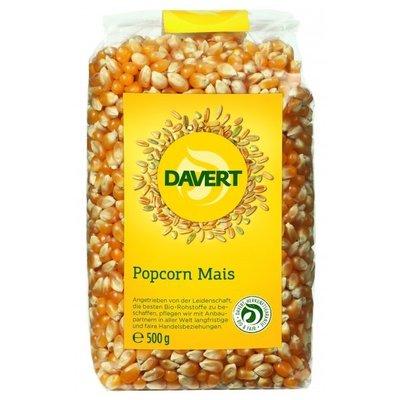 Porumb pentru popcorn bio 500G DAVERT