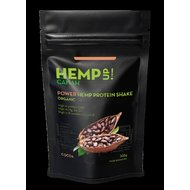 POWER Hemp Up Shake proteic de Canepa si Cacao Eco 300g CANAH